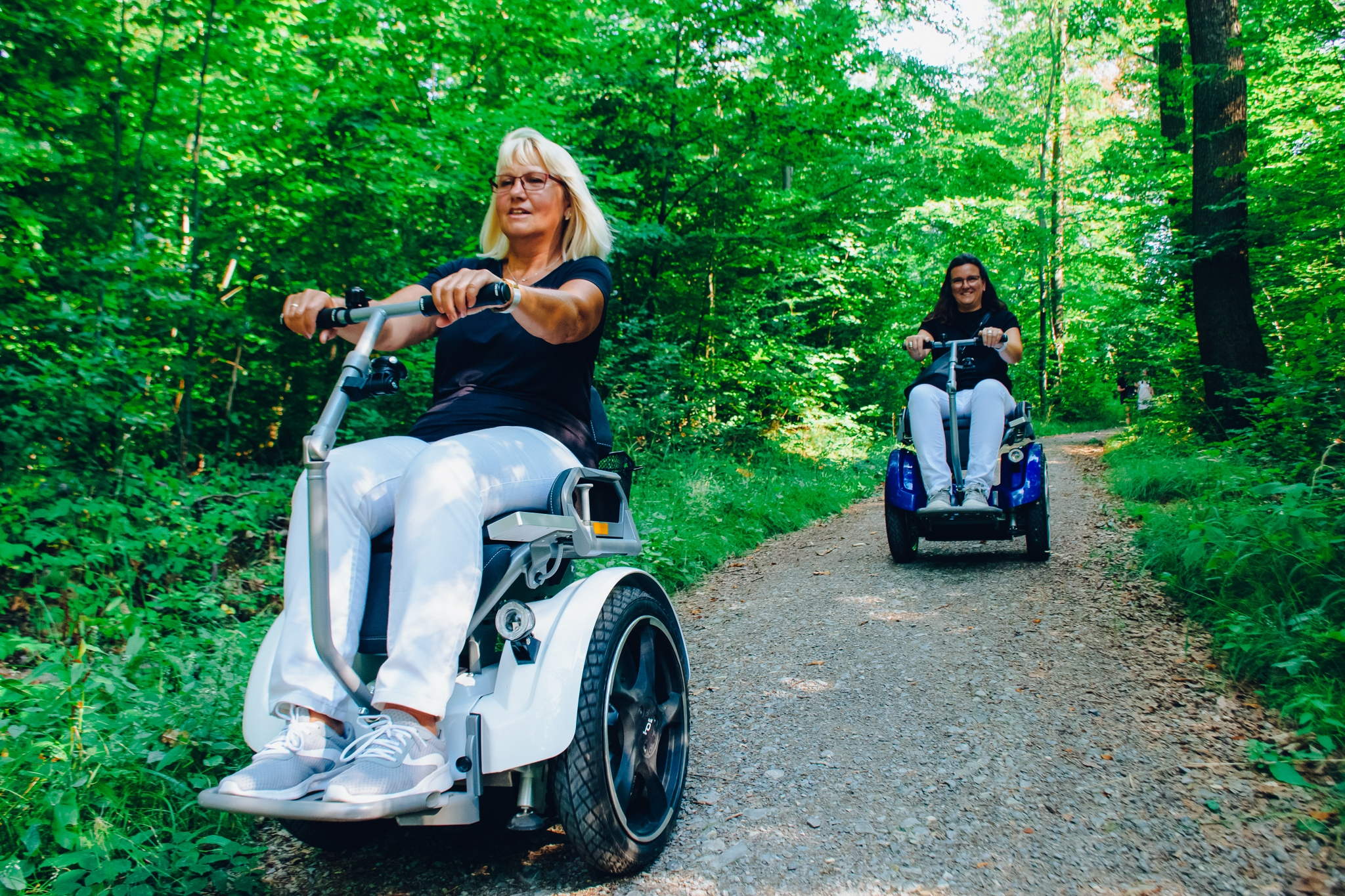 Fauteuil roulant Innovant