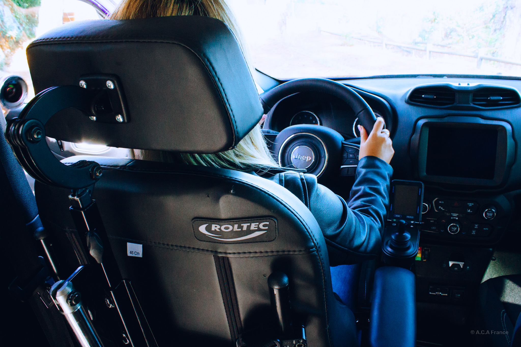 Jeep renegade Mobility