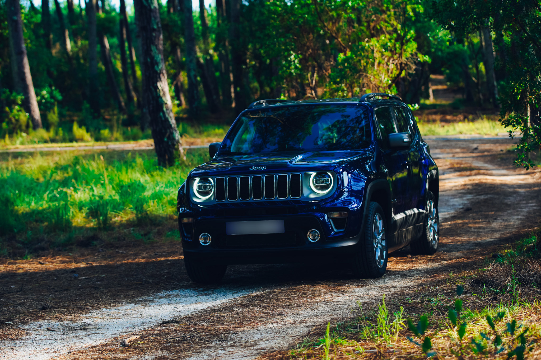 JEEP RENEGADE MOBILITY 1.2