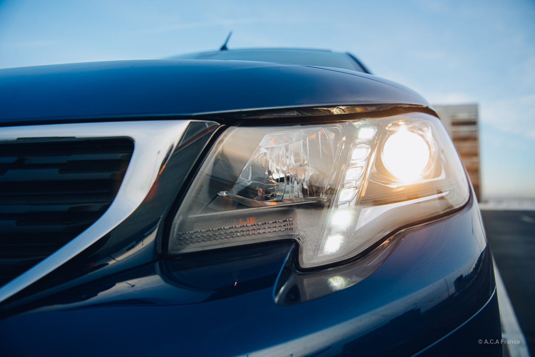 Peugeot Rifter TPMR